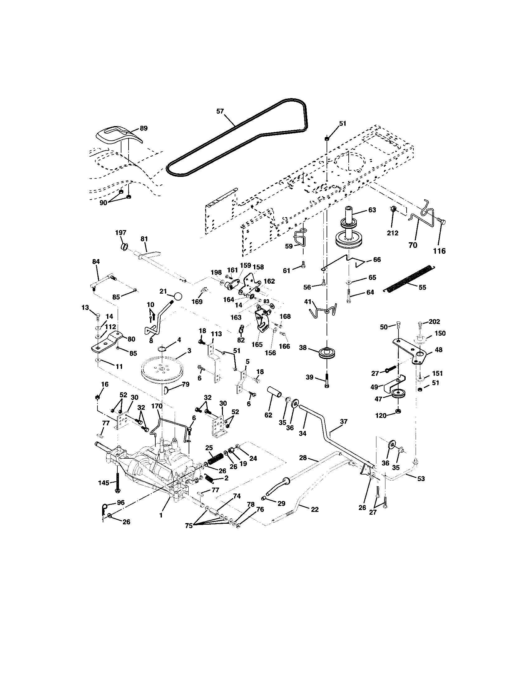 parts manual for craftman t130