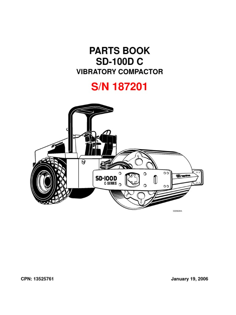 ingersoll rand up series parts manual