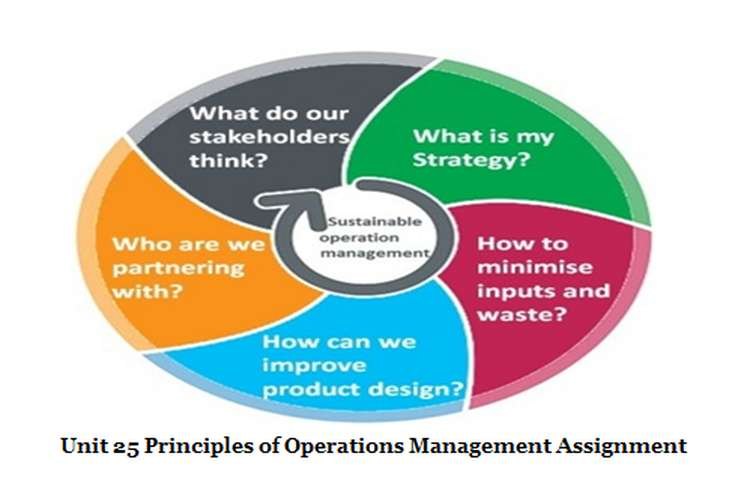 principles of operations management solutions manual