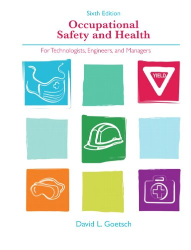 safety and health for engineers solution manual pdf