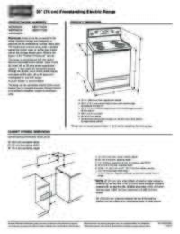 maytag oven model mer8800ds00 parts pdf manual